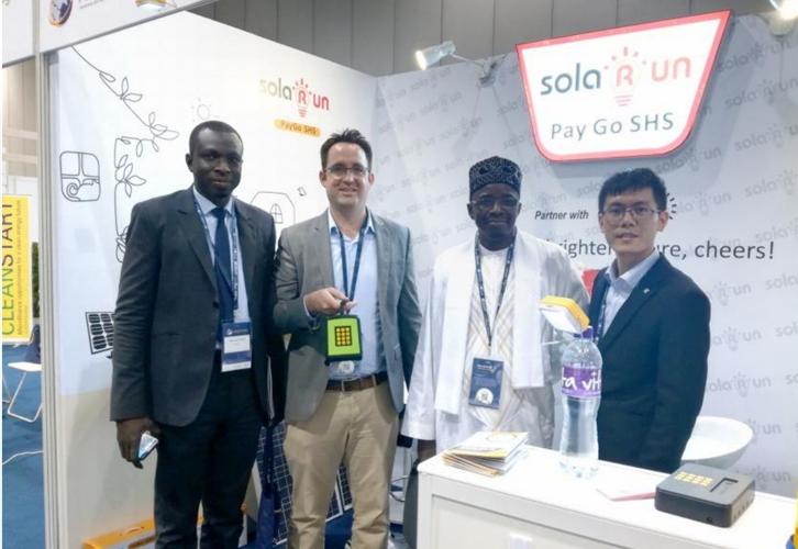 Lighting Ethiopia B2B network event