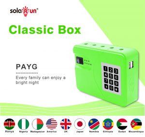 SolaRun ClassicBox