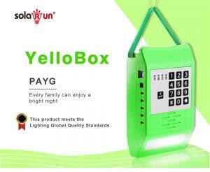 SolaRun YelloBox