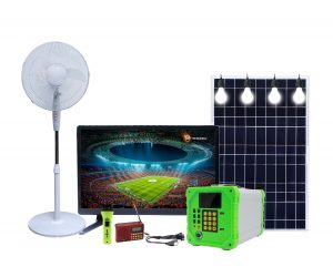 Mbox paygo solar home system