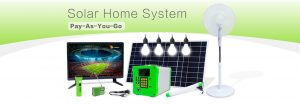 Mbox Solar Home System