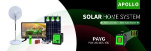 Mbox Solar Power System