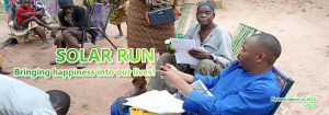 SolarRun, bringing happiness into our lives!
