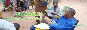 Solar Run in Cote D'Lvoire