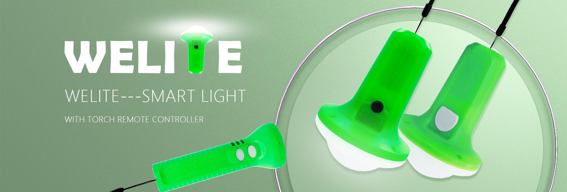 Welite Solar Light