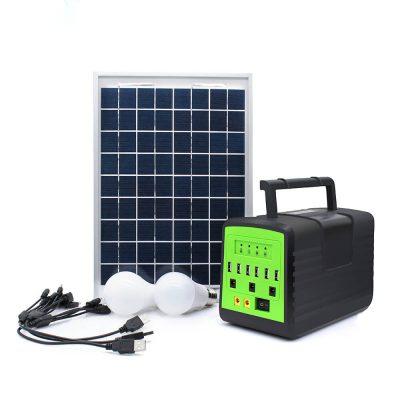 PhoneMate Solar Home System Solar Run