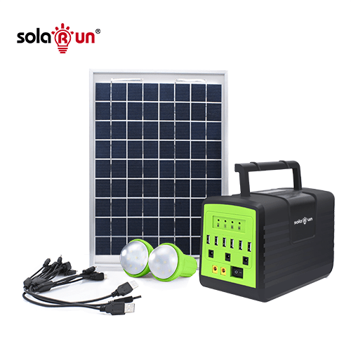 solar home system for mobile charging