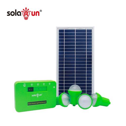Ubox solar home lighting system